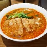 Renge no Gotoku - 排骨坦々麺