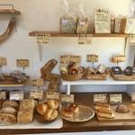まつぼっくりパン - 店内