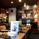 カレー&ごはんカフェ オウチ - おうちのようにくつろげる空間