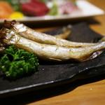 居酒屋 小ばちゃん - 日高 柳葉魚焼き