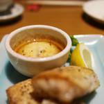 居酒屋 小ばちゃん - はらす焼きのソース