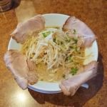 万人家 - 料理写真:らーめん 600円
