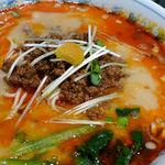 四川屋台 - 担担麺