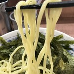 Tokorozawataishouken - 麺のアップ