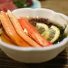 きたみなと - 料理写真:カニ酢