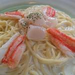 玉寿し すしやのスパゲッティ - 料理写真: