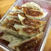 亀戸餃子 - 料理写真:持ち帰り 270円×2 お持ち帰りは2枚から。