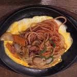 カフェ・バール こうべっこ - スパゲッティ(S)(450円)