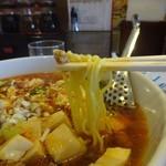 広州 - 麻婆麺の麺っ