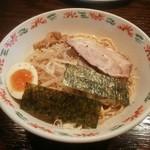 江川亭 - 油麺