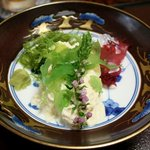 本格懐石湯波料理 割烹 与多呂 - 引揚湯波のお造り
