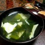 本格懐石湯波料理 割烹 与多呂 - 生湯波・竹の子の吸い物