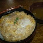 椚木屋 - 親子丼