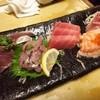 食事処 熱海 祇園 - 料理写真:刺身盛り合わせ