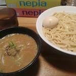 清勝丸 - 濃厚つけ麺中¥780