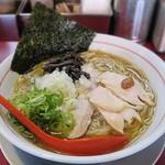 麺一盃 - 料理写真:【(限定) 鯛の冷し中華そば】¥800
