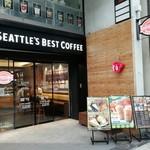 シアトルズベストコーヒー - お店の外観です。(2019年8月)
