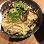 狼煙 - つけ麺(麺)
