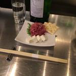 純米酒専門YATA - 口どけコンビーフ美味い‼︎