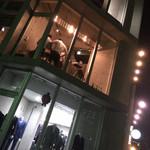 純米酒専門YATA - 店は2階