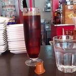 浅草カフェ ラグランドカリス - アイス