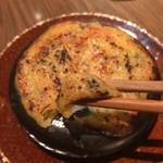 ぽんしゅや 三徳六味 - 香ばしい焼き味噌 380円
