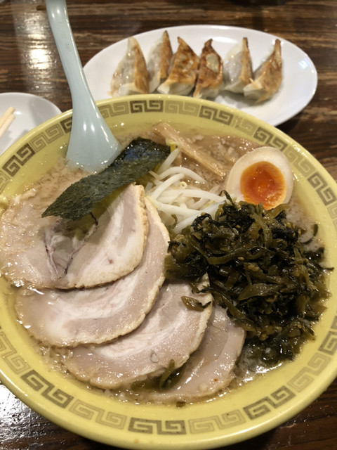 江川亭 調布店の料理の写真