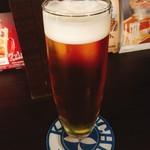 角打ちフタバ - せんべろセット[1080円]  一杯目のハートランド生