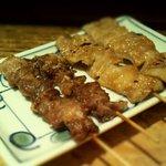11374255 - よせ肉串・シロ串