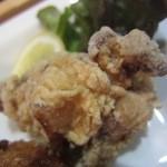 幸蔵 - 鶏のから揚げ