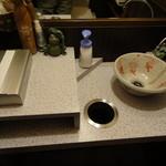 ビストロ  アン・ココット - お手洗いも清潔でした1