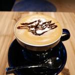 クロモンコーヒー - カフェモカ 550円
