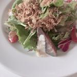 ブランチキッチン - 鰹のサラダ