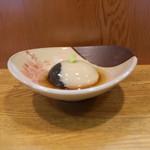 巻の禪 - 胡麻豆腐