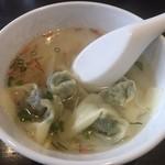 上海点心 豫園 - 料理写真:ワンタン
