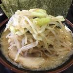大津家 - 茹で野菜トッピング