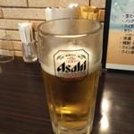 桑名シティホテル - お父ちゃん 生中オーダー 飲みました御免なさい。