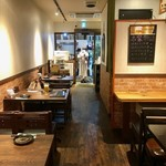 和食居酒屋 創作料理 檜 - 一階の風景