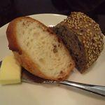 サレポア食堂 - ランチのパン