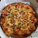 ドミノ・ピザ - 料理写真:ピザL①