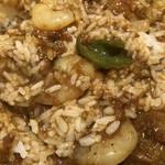 エチオピアカリーキッチン - エビカリー5辛アップ