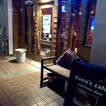 Berry's cafe -