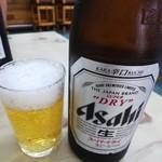 味の大西 - ビール