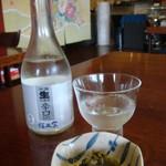 四季のテーブル - 福正宗生貯蔵酒辛口
