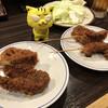 串かつ 船越 - 料理写真:椎茸110円、キス110円、レンコン120円