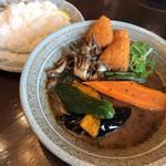 スープカレーレストラン剛家 - 料理写真: