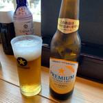 勝浦港 市場食堂 勝喰 - ドリンク写真:ノンアルビール
