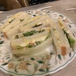 マヅラ喫茶店 - タマゴサンド
