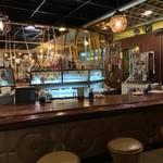 マヅラ喫茶店 - バーみたいなスペース