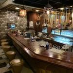マヅラ喫茶店 - ここでお酒飲んだりするみたいです